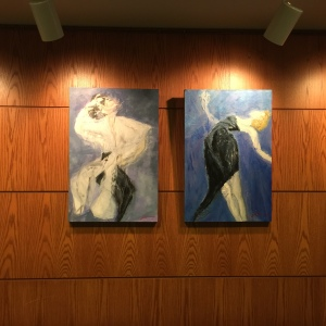 """""""sophia incarnate"""" and """"leave all things"""" at Hennepin Avenue United Methodist Church"""